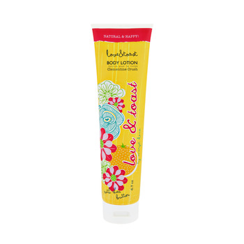Love Toast Clementine Crush Body Lotion