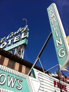 The El Cortez Hotel